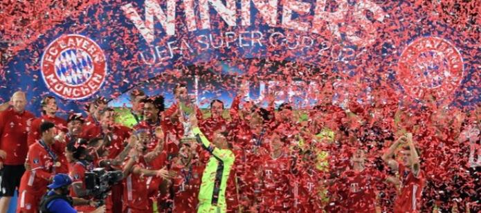 Supercoupe d'Europe 2020 : Le Bayern Munich vainqueur face au FC Seville