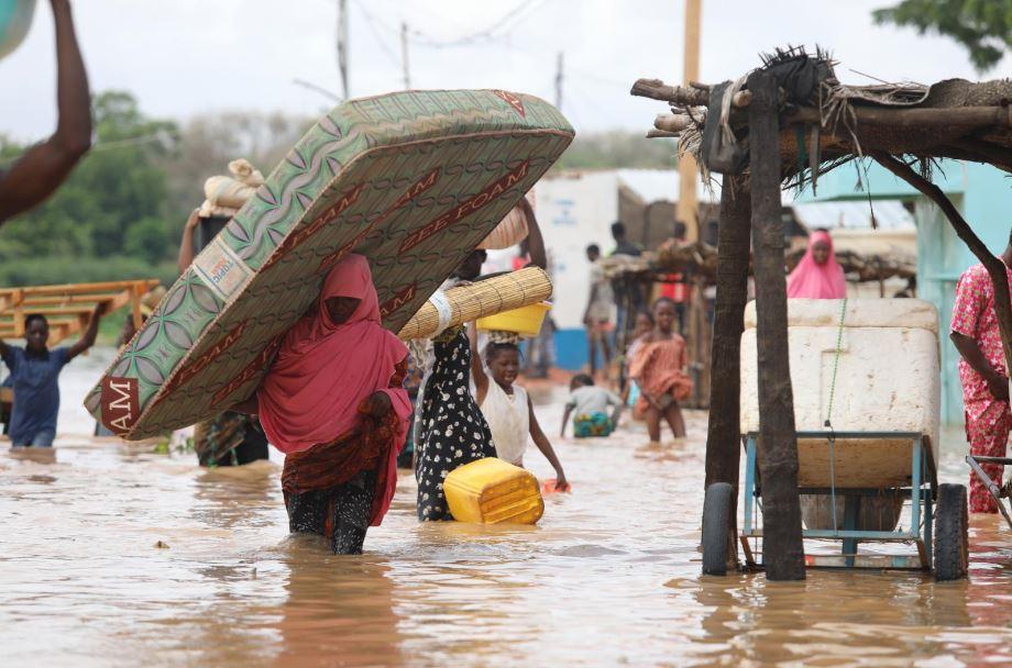 Inondations : L'UE débloque 2,7 milliards fcfa pour porter assistance au Niger (communiqué)