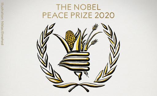 Le prix Nobel de la paix 2020 décerné au Programme alimentaire mondial