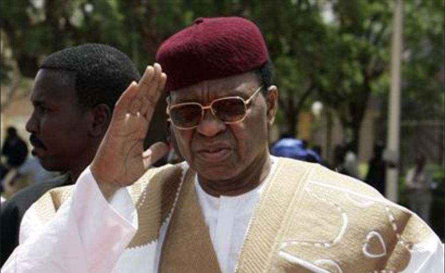 Niger : Décès de l'ancien président, Mamadou Tandja