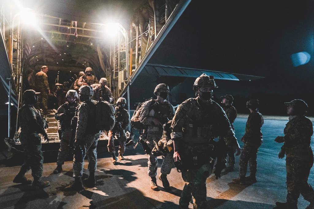 G5 Sahel : Les Forces Navales américaines antiterroristes en exercice intercontinental (communiqué)