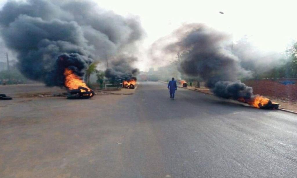 Niger – Niamey : Après les grèves, les étudiants manifestent